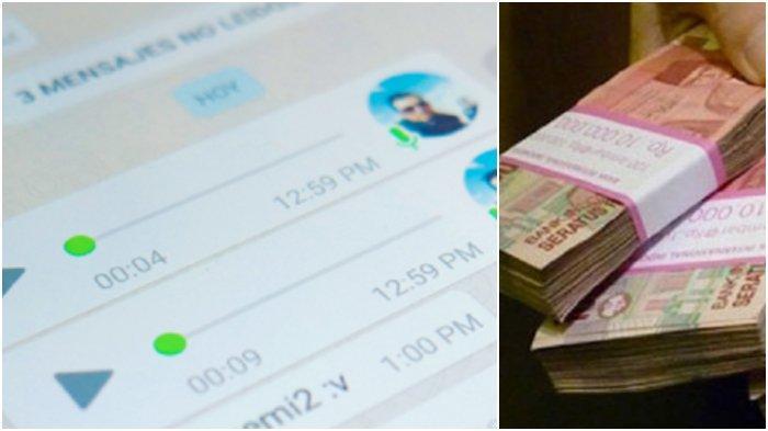 Viral, Isi Rekaman Oknum Diduga Pejabat Polres Minta Uang Jatah ke Perusahaan Berkasus, Siapa?