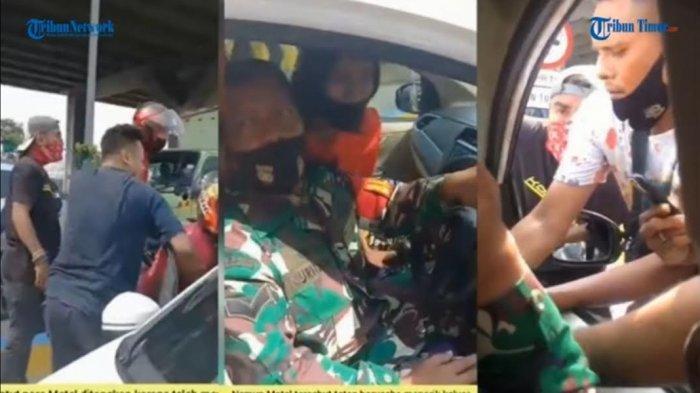 VIDEO: 11 Debt Collector yang Kasari Anggota TNI Serda Nurhadi Ditangkap, Wajahnya Memelas