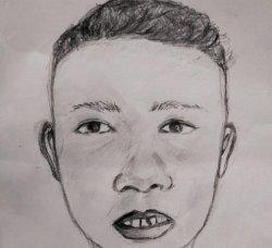 Polisi Sebar Sketsa Wajah Pria yang Tewas Terbakar di Mallawa Maros
