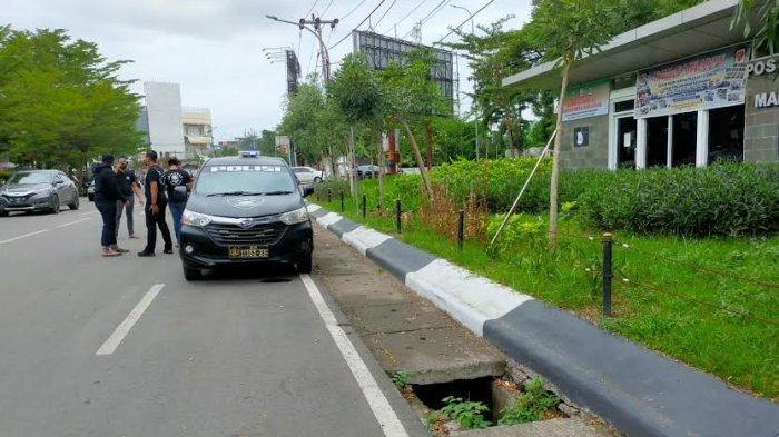 Polisi Selidiki Pelaku Perusakan Pos Satpol PP di Kawasan Pantai Losari Makassar