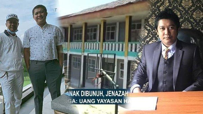 Update: Aliran Dana di Rekening Amalia Ditelusuri Polisi, Yoris Akui Ada Konflik di Yayasan