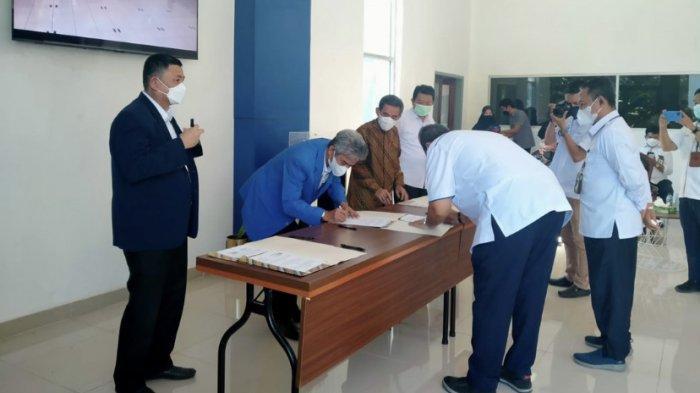 Dukung Program Merdeka Belajar, PT IKI (Persero) Gandeng Politeknik ATIM