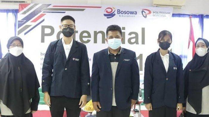 Politeknik Bosowa Sambut 52 Mahasiswa Baru, Disiapkan Hadapi Revolusi Industri 5.0
