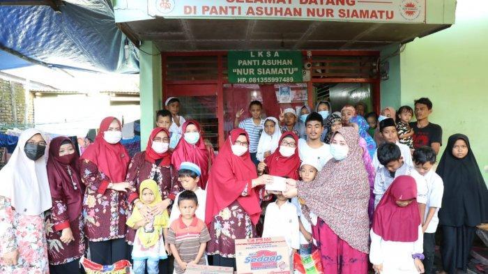 Baksos Poltekpar Makassar Salurkan Bantuan ke Panti Asuhan