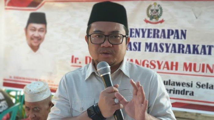 Jelang Pilkada Gowa, Darmawangsyah Muin Pilih Fokus Urus Gerindra