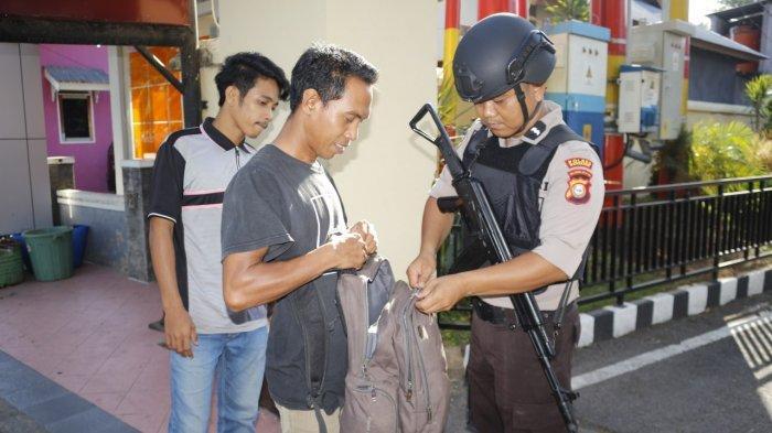 Pascabom Polrestabes Medan, Polres Bantaeng Perketat Pengamanan