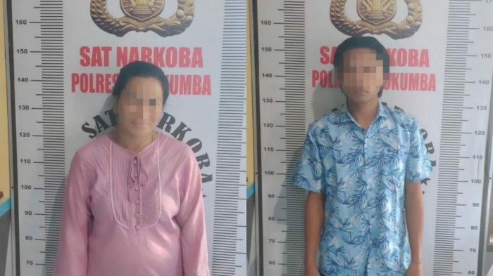 IRT Asal Makassar Ditangkap Usai Pesta Sabu dengan Pemuda di Bulukumba