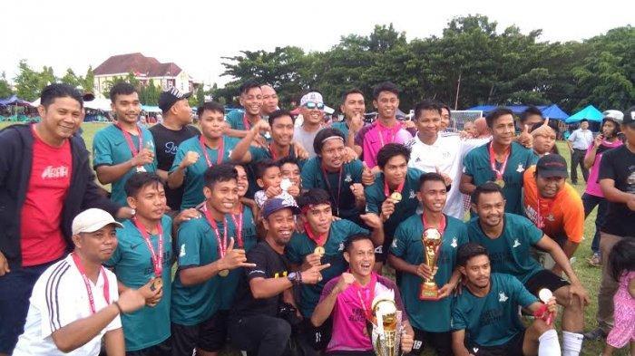 Polres Luwu Juara Bupati Luwu Cup I Usai Tumbangkan PS Belopa, Begini Jalannya Pertandingan