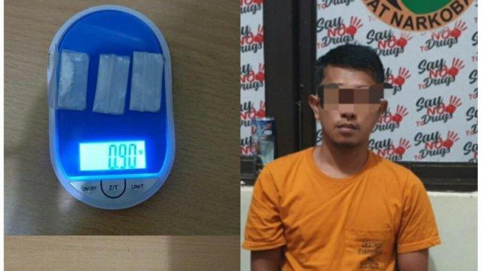 Warga Palopo Ditangkap Jual Sabu-sabu di Bua Luwu