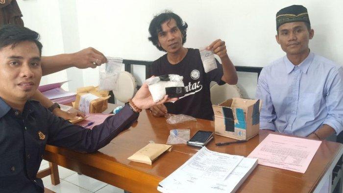 Pemilik 252 Gram Sabu Diserahkan ke Kejaksaan Negeri Luwu