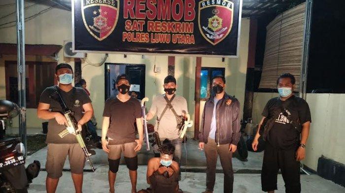 Saat Rumahnya Didatangi Polisi, Habibi Pelaku Penganiayaan di Luwu Utara Ngumpet di Kolong Ranjang
