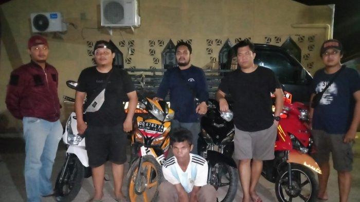 9 Kali Curi Motor, Penipu Lintas Kabupaten di Sulsel Dibekuk Polres Maros