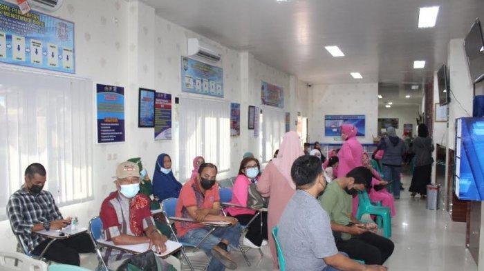 2.851 Warga Kabupaten Maros Ikut Vaksinasi Massal