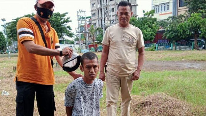 Pelaku Pencurian di Sidrap Ditangkap di Makassar, Hasil Curian Dipakai Foya-Foya