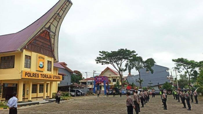 Empat Polsek di Toraja Utara Tak Lagi Lakukan Proses Penyidikan, Ada Apa?