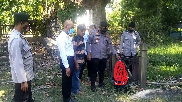BREAKING NEWS: Warga Benteng Somba Opu Gowa Digegerkan Penemuan Orok Bayi
