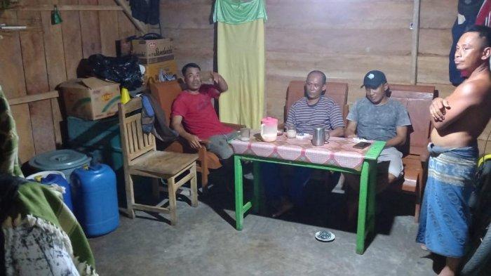Kepergok Jual Ballo, Warga Desa Arusu Luwu Utara Digelandang Polisi
