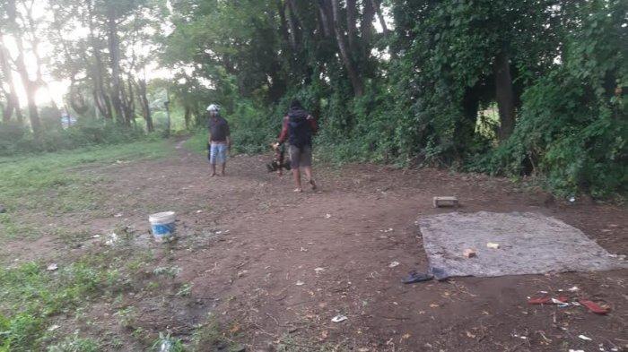 Gerebek Lokasi Judi Sabung Ayam di Takalar, Polisi hanya Amankan Dua Ayam dan Empat Motor