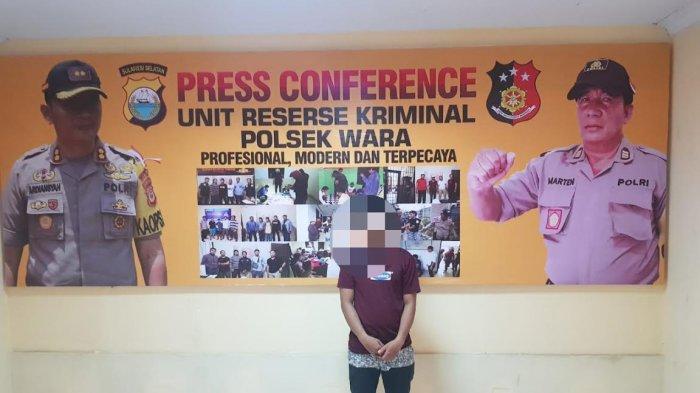 Ketahuan Punya Istri, Pria di Palopo Aniaya Pacar dan Masuk Penjara