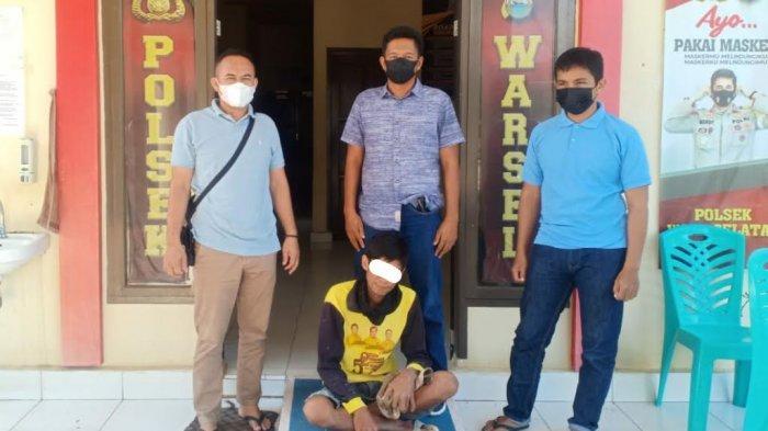 Aniaya Istri Gara-gara Pulang Larut, Warga Wara Selatan Palopo Diamankan Polisi