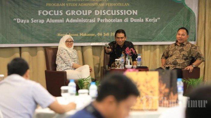 BERITA FOTO: Poltekpar Makassar Gelar FGD di Hotel Aston - poltekpar-menggelar-focus-grup-discussion-fgd-di-hotel-aston-jl-sultan-hasanuddin.jpg