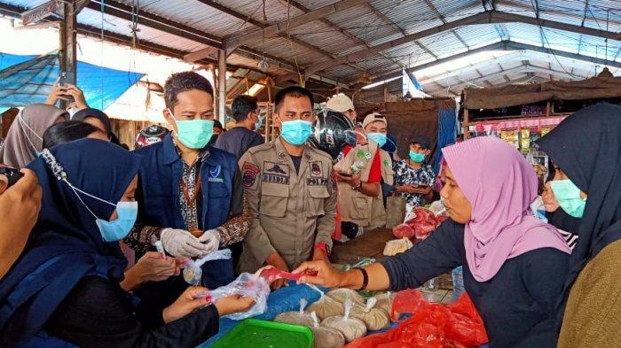 Hasil Uji Laboratorium, Pangan Segar di Pasar Wawondula Luwu Timur Aman dari Bahan Berbahaya