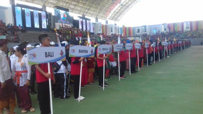 DKI Jakarta Hattrick Juara Umum Pomnas XV Sulsel