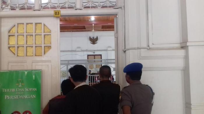 POM TNI Kawal Sidang Penembakan Tentara di Pengadilan Makassar