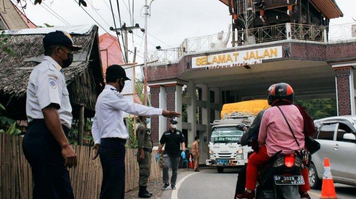 Pos Penyekatan di Tana Toraja Diperpanjang, Ada Pemeriksaan Swab