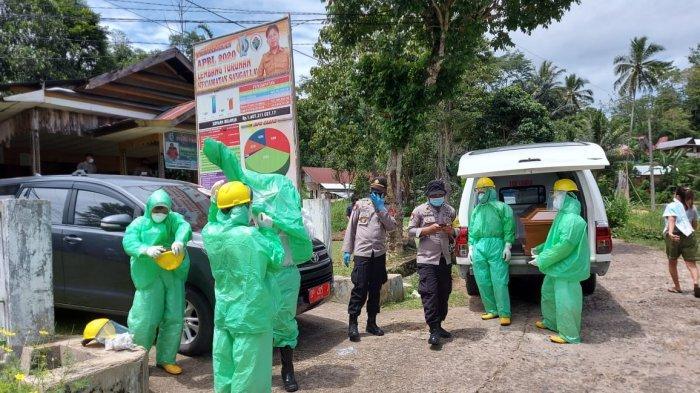 Positif Covid, Tato Warga Desa Turunan Tana Toraja Tak Boleh Dimakamkan di Kampungnya