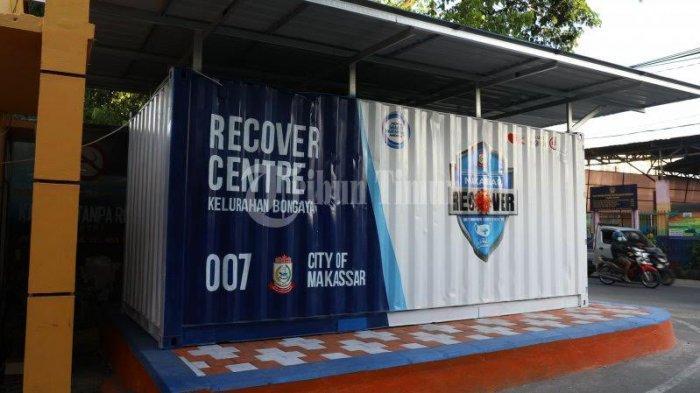 Kontainer Makassar Recover di Kecamatan Bontoala dan Mamajang Baru Dua yang Rampung