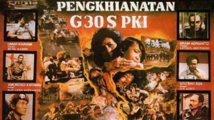 LINK Nonton Film G 30 S PKI Gratis dan Jadwal Jam Tayang Film G 30 S PKI di TV One & TV Online