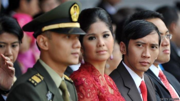 Postingan Annisa Pohan Menantu SBY Saat Pengumuman Menteri, inikah Alasan Jokowi Tak Pakai Jasa AHY?