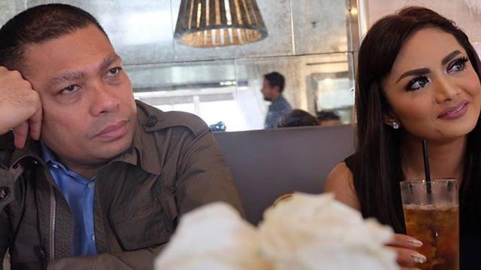 Ada Apa? Postingan Raul Lemos Suami Krisdayanti: Sekali Selingkuh Pasti Akan Selingkuh Lagi