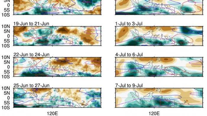 Curah Hujan Tinggi Padahal Maros Masuk Musim Kemarau, Begini Penjelasan BMKG