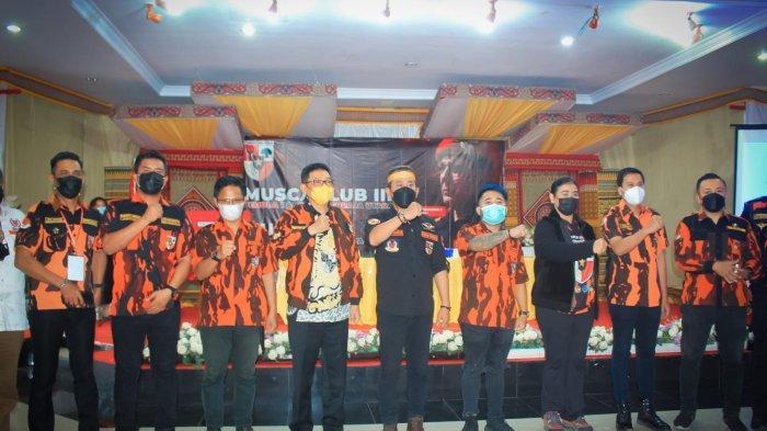 Pemuda Pancasila Toraja Utara Resmi Terbentuk, Ketua DPRD & Wabup Torut Didaulat Sebagai MPO PP