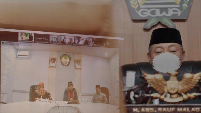 Program Ceramah Qalbu Pemkab Gowa Hadirkan Ustadz Riza Muhammad