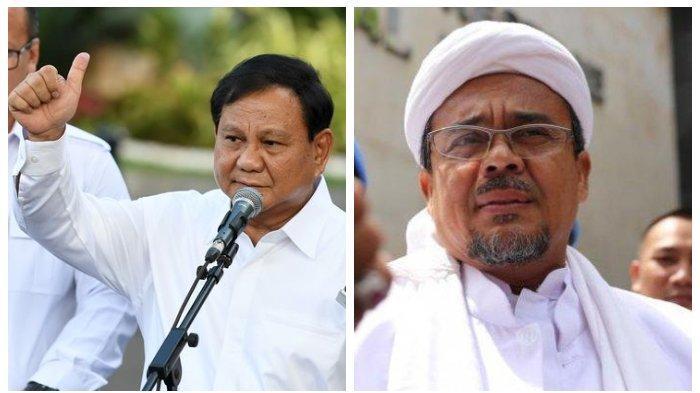 Rizieq Shihab Belum Pulang-pulang Padahal Prabowo Sudah Jadi Menteri Jokowi, Mahfud MD Angkat Suara