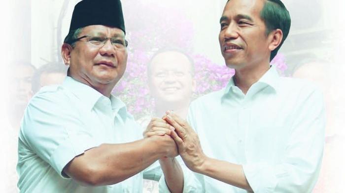 KETAHUAN ini Posisi Prabowo Subianto di Kabinet Jokowi Menurut Direktur Poltracking Indonesia