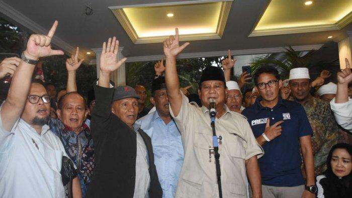 Ada Apa? BPN Prabowo-Sandi Laporkan 6 Lembaga Survei yang Rilis Quick Count Kemenangan Jokowi-Amin