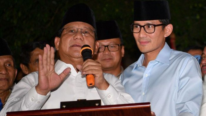 Dulu Bilang Tak Percaya, Ada Apa BPN Prabowo-Sandi Tiba-tiba Siapkan Gugatan ke Mahkamah Konstitusi?