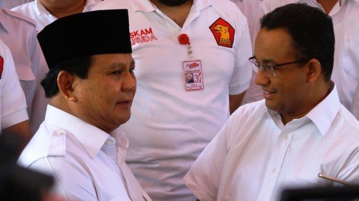 Pernah 'Musuhan' Prabowo saat Pilpres, Inilah Sebab Anies Tiba-tiba Dipakai Lawan Ahok dan Menang
