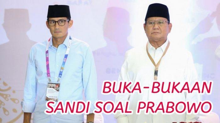 Kalah di Pilpres, Sandiaga Uno Diusir Prabowo Subianto? Akhirnya Terjawab, Lihat 7 Fakta dan Video