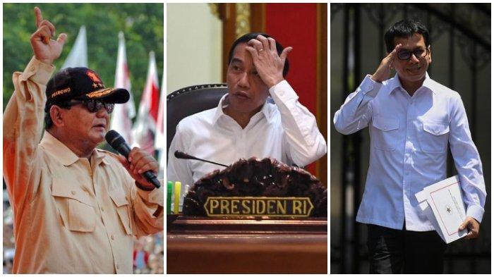 Kabar Buruk untuk Presiden Jokowi Gegara Prabowo Subianto dan Wishnutama Usai Pelantikan Menteri