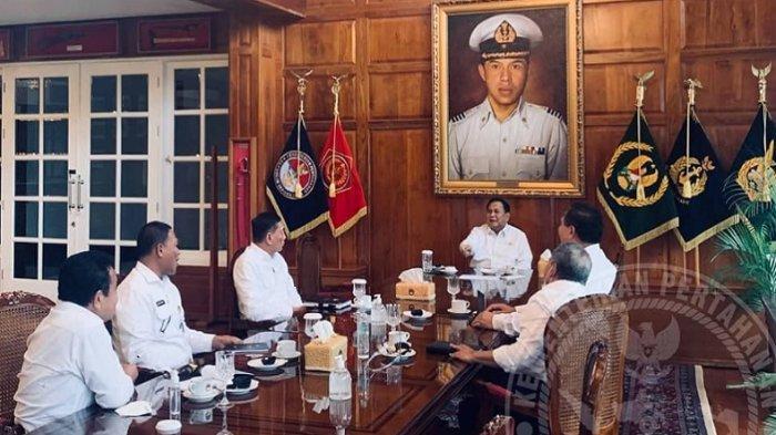 Ada Apa? Prabowo Subianto Panggil Jenderal Asal Makassar dan Mantan Penjaga Presiden Soeharto