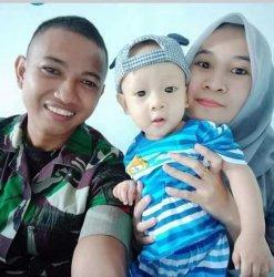 Satu Prajurit TNI yang Meninggal di Maybrat Papua Barat Putra Luwu