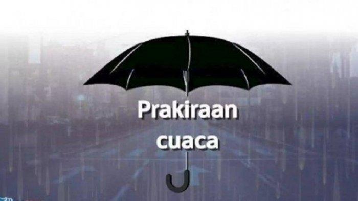 Prakiraan Cuaca 33 Kota di Indonesia Besok, Rabu (26/2/2020) Waspada Hujan Petir: Jakarta, Bandung?