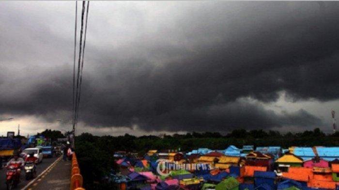 Prakiraan Cuaca BMKG Jelang Imlek, 24-26 Januari 2020: Potensi Hujan Lebat, DKI Jakarta Siaga Banjir
