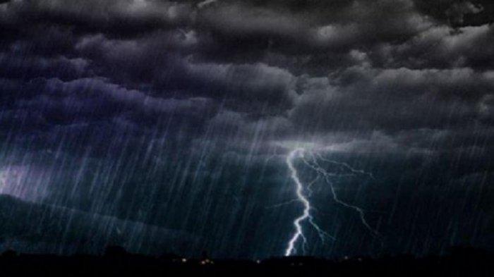 Prakiraan Cuaca, Sabtu 23 Mei 2020 di 33 Kota Indonesia, Beberapa Wilayah Hujan Petir