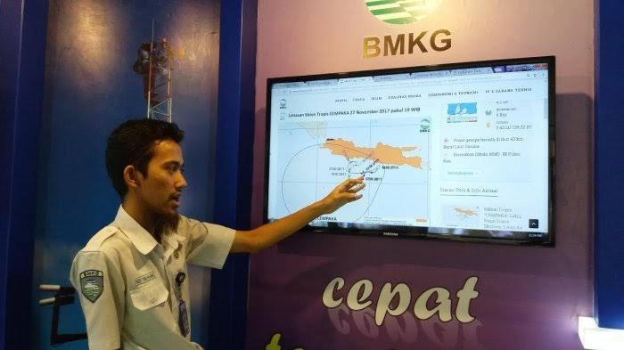 Besok, BMKG Makassar Perkirakan Wilayah di Sulsel Berpotensi Hujan Waspada Cuaca Ekstrem